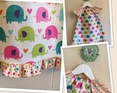 "Spring Dresses - ""Elephant Love"""