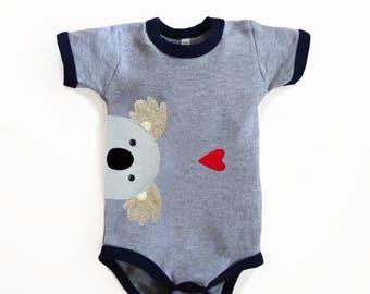Baby Koala Bodysuit : Baby Boy,  Baby Boy Shower, New Baby Boy, Koala Baby Shower