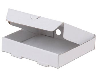 """Mini Pizza Boxes 3.5"""" x 3.5"""" (25 pack)"""
