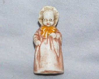 Vintage / Grandma / German / Bisque / Doll / Lady / frozen charlotte / penny doll / Vintage Dolls