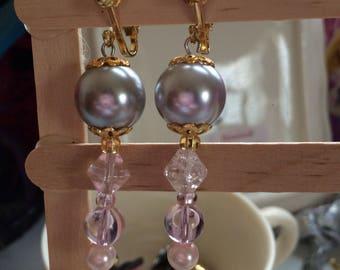 Magical Girl Wand Earrings