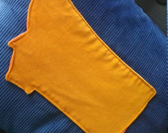 Montana State Cushion Cover in MSU Blue and Gold