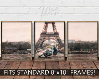 PARIS DECOR - Engagement Gift, Anniversary Gift, Wedding Gift, Paris Photography, Eiffel Tower Wall Art, Proposal Gift, French Decor
