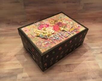 BFF - Keepsake Box