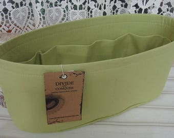 CELERY / Purse ORGANIZER insert Shaper / 5 Sizes Available / STURDY and Durable / Bag Organizer / Check out my shop for more colors & styles