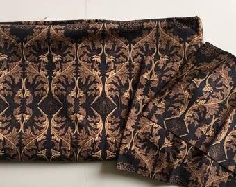 "Art Gallery Shanghai Fabric 26"" x WOF and scraps"