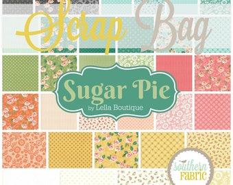 Sugar Pie - Scrap Bag Quilt Fabric Strips by Lella Boutique for Moda Fabrics
