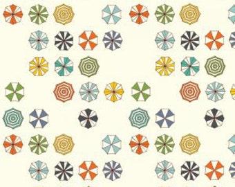 Organic KNIT Fabric - Birch Summer '62 Knit - Shade Knit