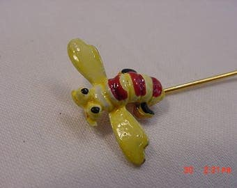 Vintage Bee Stick Pin  17 - 730