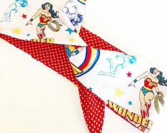 Wonder Woman Head Scarf