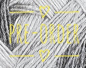 Pre-order for one ball of Self-Striping Yarn