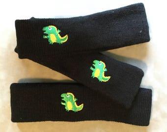Godzilla Dinosaur Earwarmer Headband