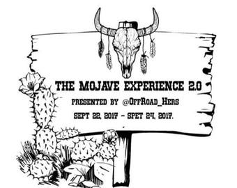 The Mojave Experience Swag Bag FOR HIM