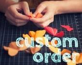 Custom Wall Butterflies