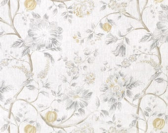 FABRIC - Kravet Errington Fabric in the Meadow Colorway - 3 Yards Available - One Continuous Piece