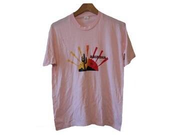 Vintage 80s's Arizona T-shirt Size Large