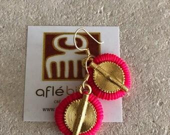 Aflé Bijoux Afiba Earrings