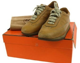Hermès  Atheletic  Trainers Sneakers Box and Dust Bag