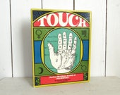 Palmistry Hand Reading Game 70s Touch Game by Parker Brothers and Maxine Lucille Fiel Vintage Metaphysical Gypsy Ephemera