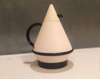 Vintage Modernist Corning Thermique Thermal Carafe