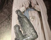 Amulets of Our Lady of Lourdes set reserved for Rev Donna