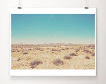 California photograph Mojave desert photograph mountains photograph California wall art california print landscape photograph