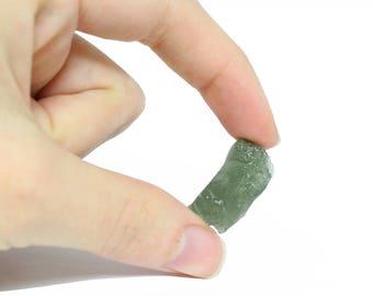 Moldavite Tektite - 2.464 grams - Czech Republic