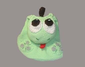Frog School bag, Nap sack, over night bag. Youth size.