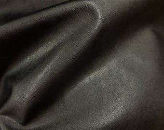 "Leather 8""x10"" SAFFIANO Black Weave Embossed Cowhide 2.5-3oz/ 1-1.2mm PeggySueAlso™ E8201-09"