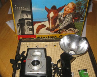 Brownie Starflex Outfit Camera collectible