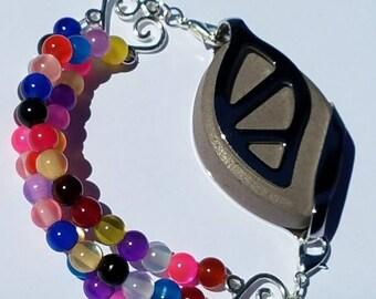Bellabeat Tripple Strand Bracelet