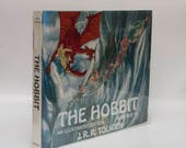 "Rare Books ""The Hobbit"" Illustrated First Edition JRR Tolkien 