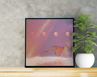 Cheetah — Landscape
