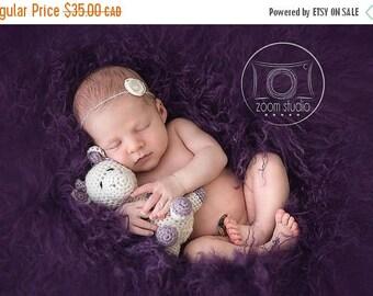 Happy Birthday sale Little Giraffe crochet plush