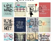 Quote, #2-1, Planner Stickers, Motivation, Inspiration, Life, Love, Home, Full Box, Horizontal, ECLP, Plum Paper Planner