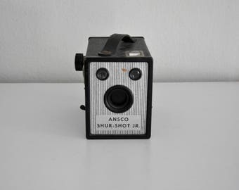 ON SALE Vintage 1950s Imperial Six-Twenty Snapshot 620 Film Camera by Herco