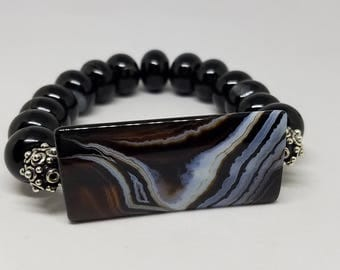 Onyx and Agate Together