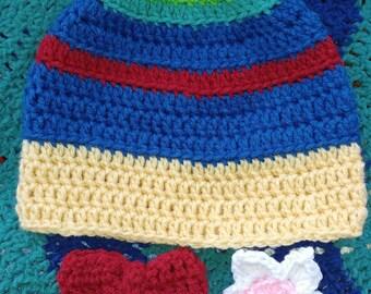 Mulan inspired hat