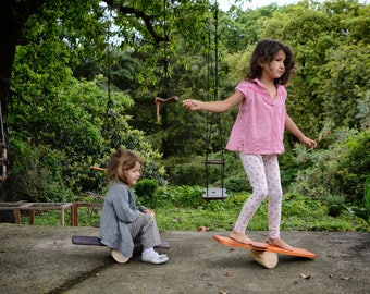 Wooden Balance Board /  Children Balance Board /Wiwiurka