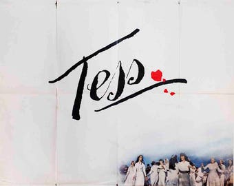 Tess (FOLDED)-1980 Poster