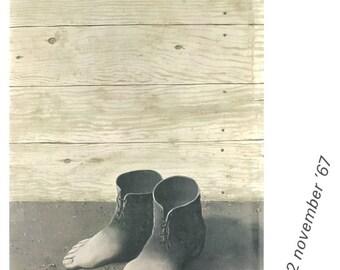 Rene Magritte-Moderna Museet-1967 Lithograph