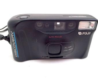 Fuji Discovery 75 Auto Focus 35 Film Camera
