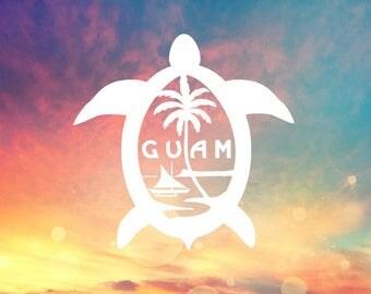 Guam Seal Etsy
