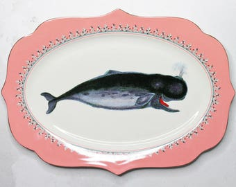 Whale Of A Time Platter