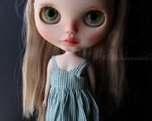 One customized OOAK BlytheDoll / Sunny /  TKARA Blythe Strawberry Millefeuille / SBL   /  custom by Dakawaiidolls