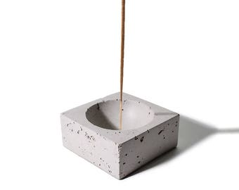 Large Geometric Minimalist Incense Holder