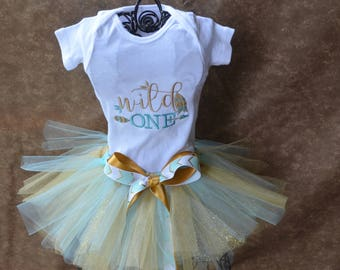 Wild one tutu outfit-wild one birthday-tutu-first birthday -smash cake outfit