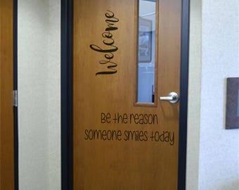 Classroom Door Decals