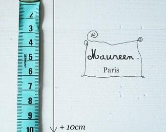 Service: 10 cm length dresses or skirts