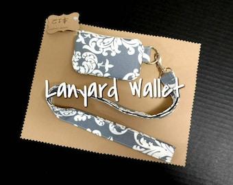 Lanyard Wallet